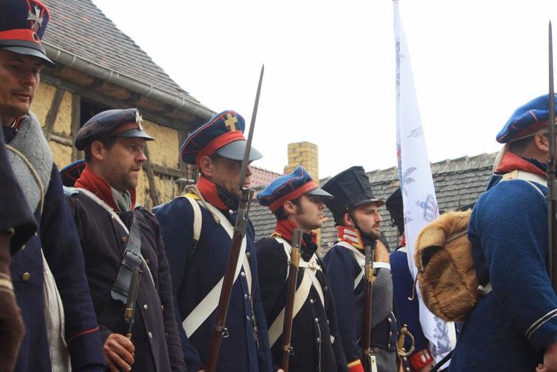 Kleingörschen- 200 Jahre Schlacht bei Großgörschen