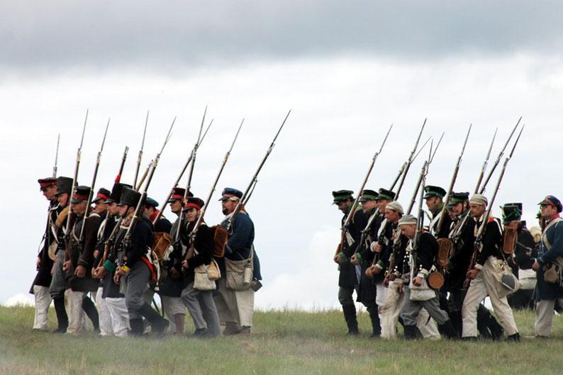 Göhrde- 200 Jahre Schlacht an der Göhrde