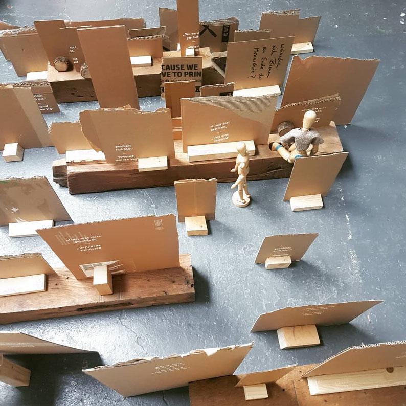"""Ansichtssache (AT)"" , ""Build nature"" , offene Ateliers köln 2021 -25.+26.9 -12-18h"