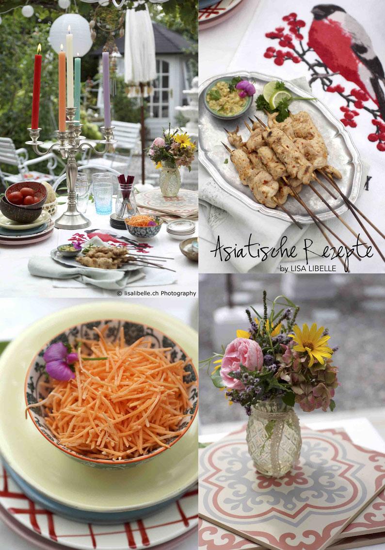 """Folge auch meiner Blog-Kategorie """"My Food & Lifestyle"""". In Zukunft werde ich neben meiner geliebten italienischen Küche auch besondere Asiatische Spezialitäten vorstellen. Andreas hat immer wieder neue kulinarische Inspirationen!"""