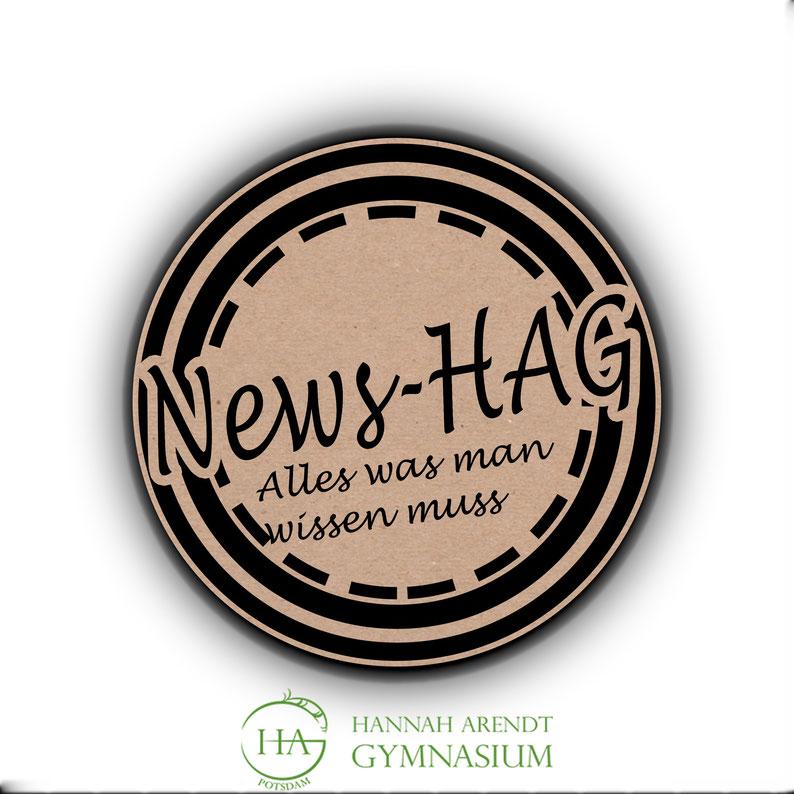 Da blüht uns was! Die Schülerzeitung des Hannah-Arendt-Gymnasiums geht jetzt ins Internt: Im News HAG erfährt man alles, was man wissen muss.