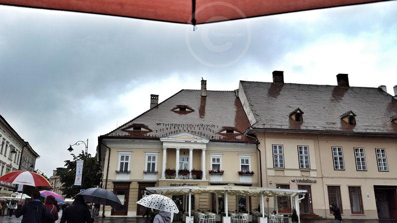 Gli occhi di Sibiu - Transilvania