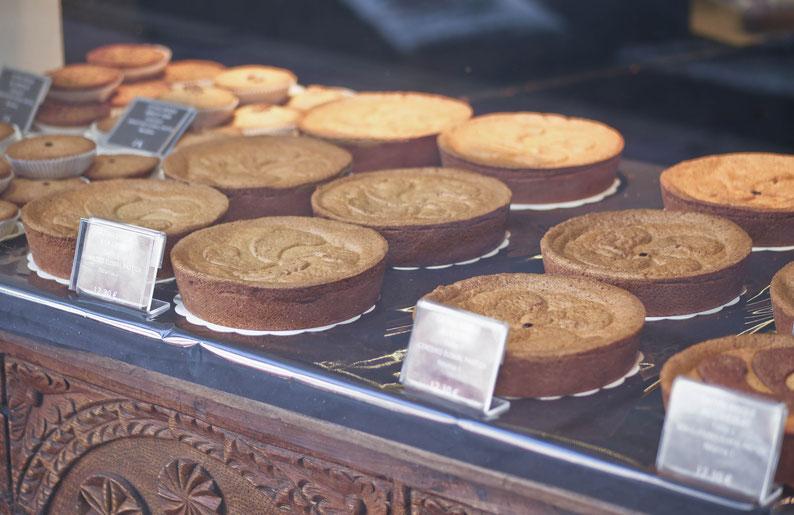 Gâteaux basques
