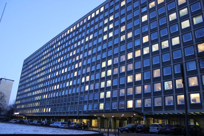 Auch das BA Eimsbüttel ist für einen Teil der Alster zuständig und damit Partner des Projekt Lebendige Alster.