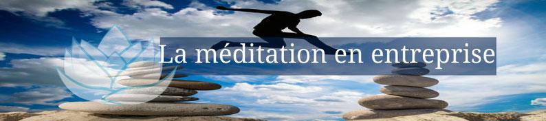 La méditation en entreprise Laurence Luyé-Tanet