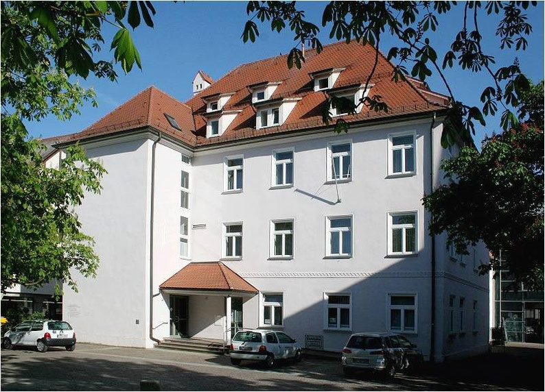 Haus Maria am Kirchplatz in Biberach