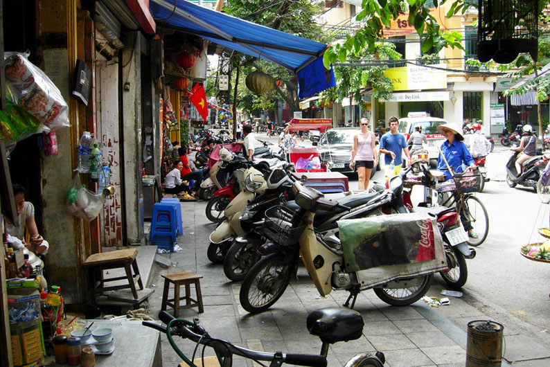 How to spend 14 days in Vietnam - Hanoi