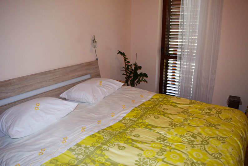 Herbal House Plave, Slovenia - Double room
