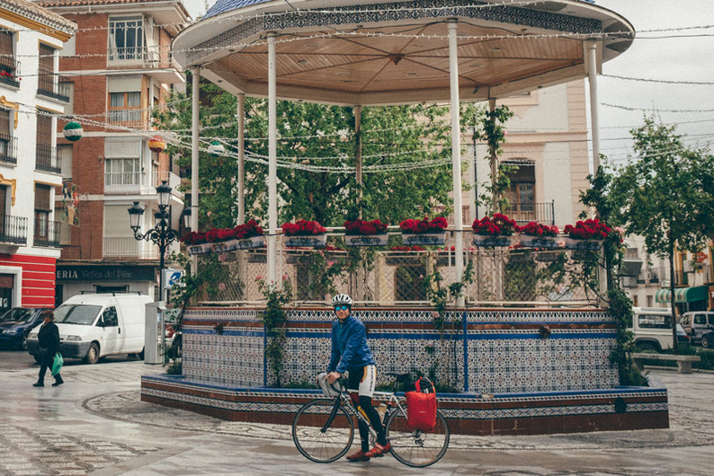 Biking Adventure in Spain - Huescar