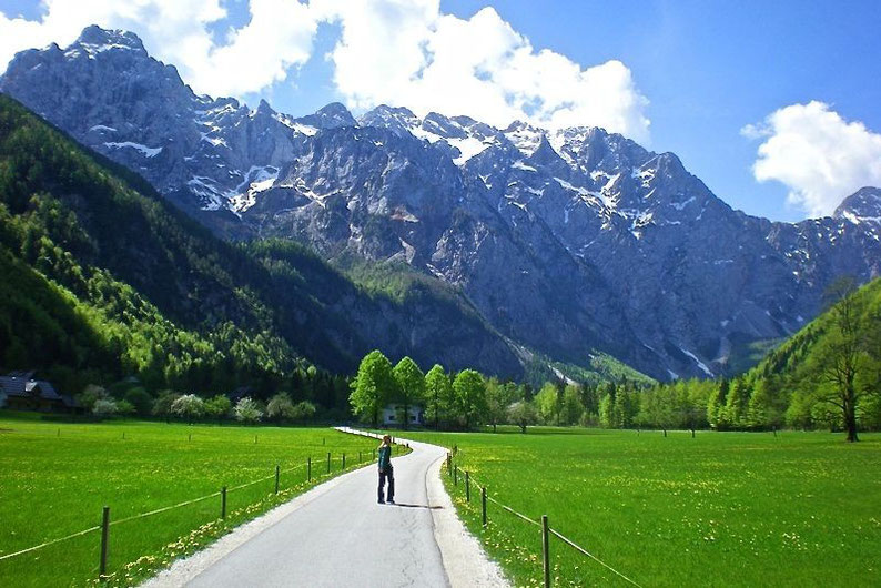 9 Places to see in Slovenia - The Logar Valley