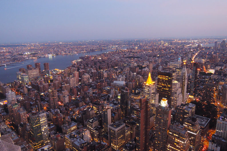 9 Spots to Enjoy the NYC Skyline - Empire State Building