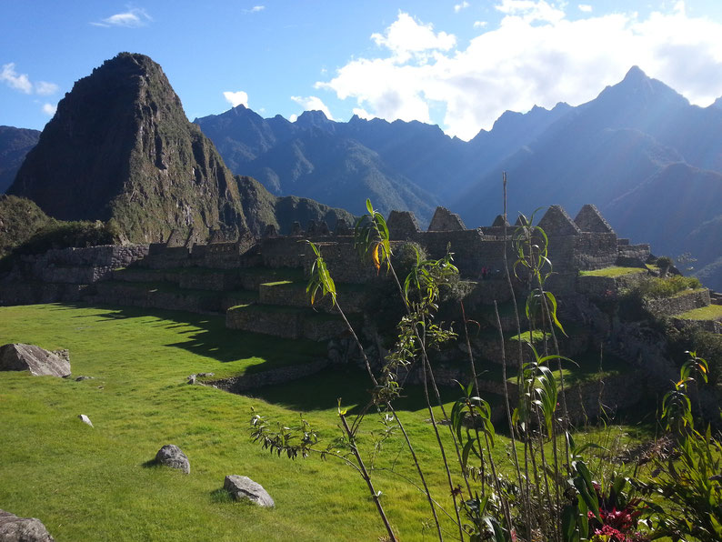 Peru and Bolivia in 3 weeks - Machu Picchu