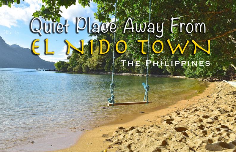 Quiet Place Away From El Nido - Garden Bay Beach Resort