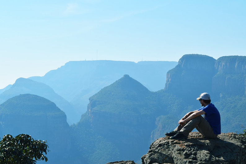 Don't skip the Blyde River Canyon in South Africa - The View of the Three Rondavels