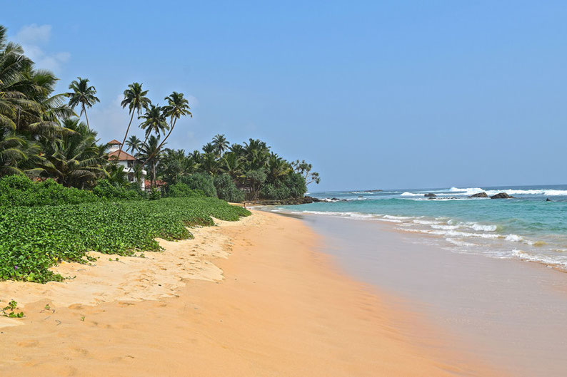 9 Days in Sri lanka - Midigama Beach