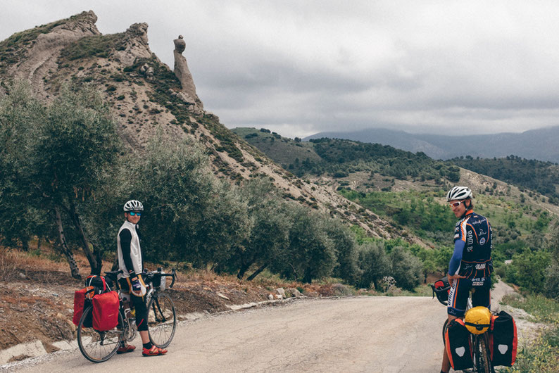 Biking Adventure in Spain - Stunning landscape in Andalucia