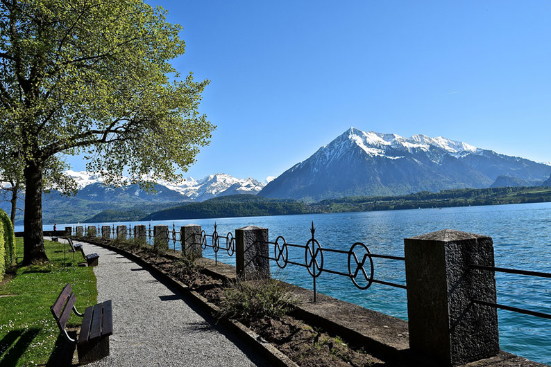 10 Stunning Places to Visit in Switzerland - Oberhofen
