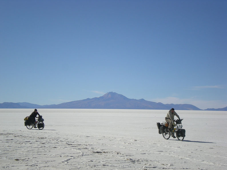 Peru and Bolivia in 3 weeks - Uyuni salt flats