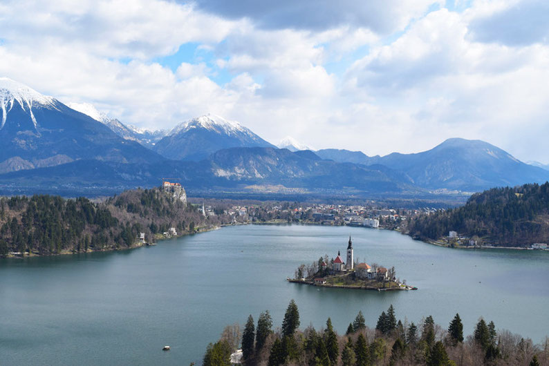 Why Slovenia Should Be Your Next Destination - Lake Bled