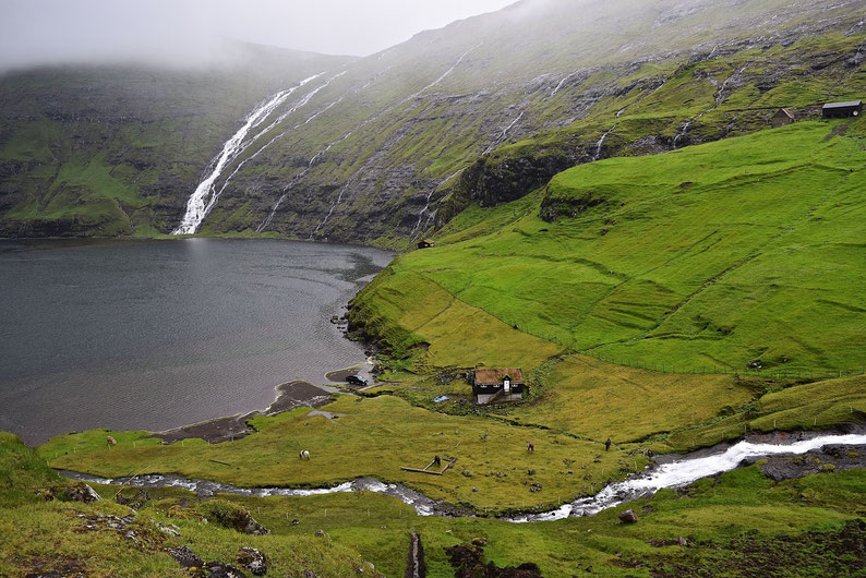 Saksun - the Fairytale in the Faroe Islands