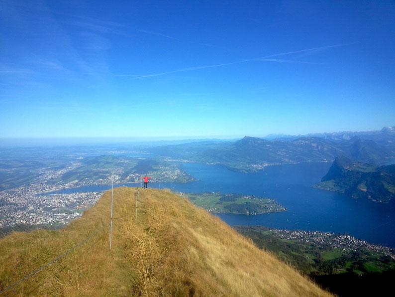 Views from Pilatus, Switzerland