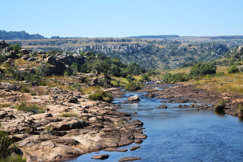Don't skip the Blyde Canyon in South Africa - Diverse landscape of Limpopo