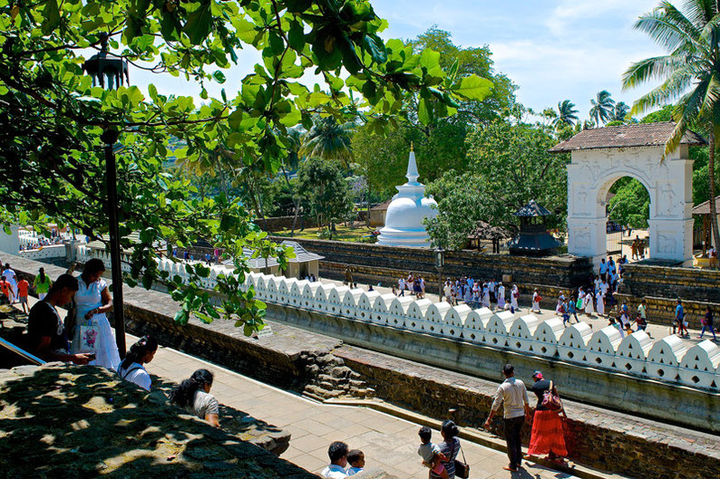 9 Days in Sri lanka - Temples in Kandy
