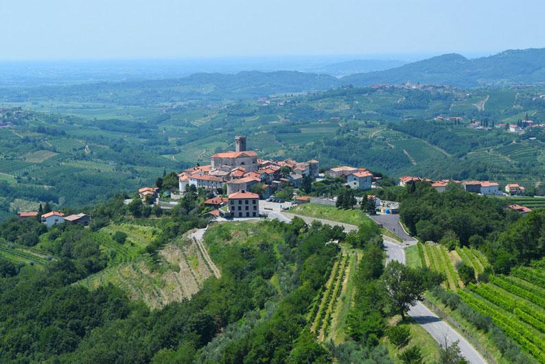 9 Places to See in Slovenia - Goriska Brda