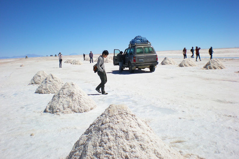 How to See the Uyuni Salt Flats