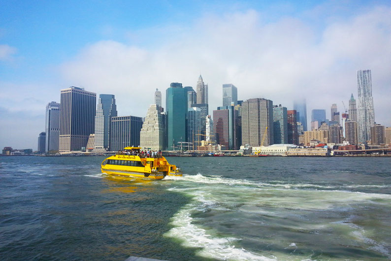 9 Spots to Enjoy the NYC Skyline - Ship Cruise around Manhattan