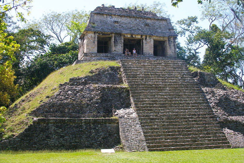 Top Things to See in Mexico - Palenque
