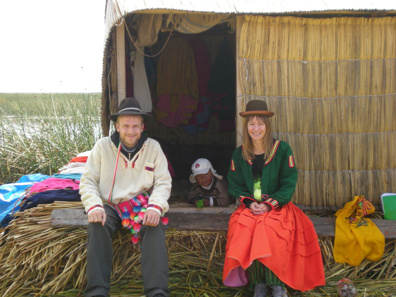 Peru and Bolivia in 3 weeks - Lake Titicaca, Puno