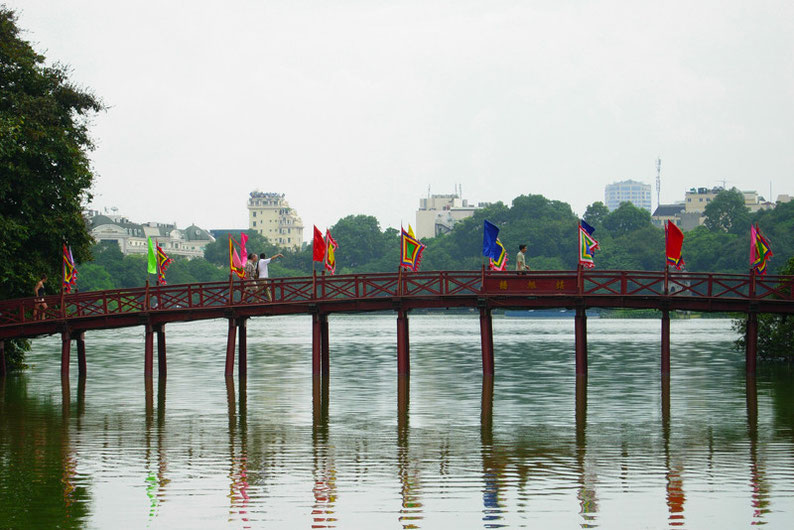 How to spend 14 days in Vietnam - Hanoi