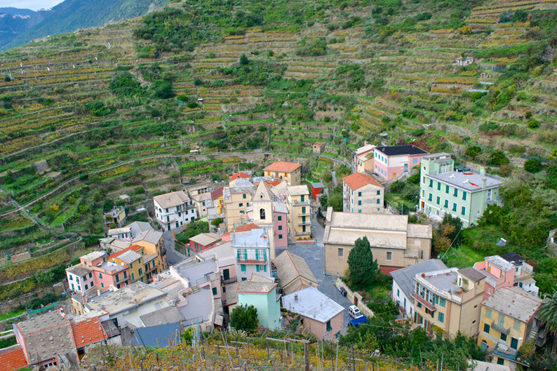 Hike the Cinque Terre