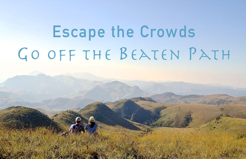 Less Travelled Countries - Go Off The Beaten Path