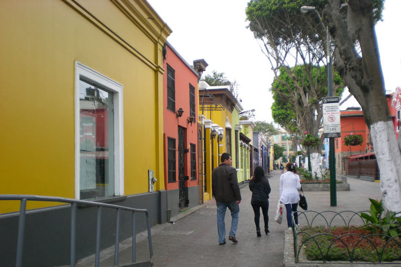 Where to stay in Lima - The Barranco District