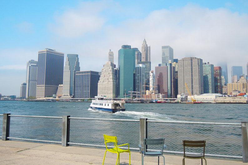 9 Spots to Enjoy the NYC Skyline - Brooklyn Park