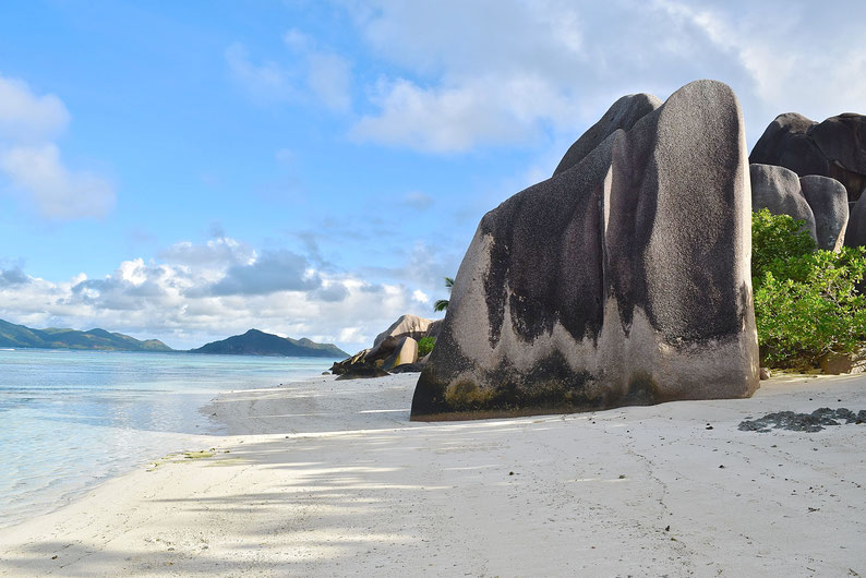Best Vacation Spots - La Digue, Seychelles Islands