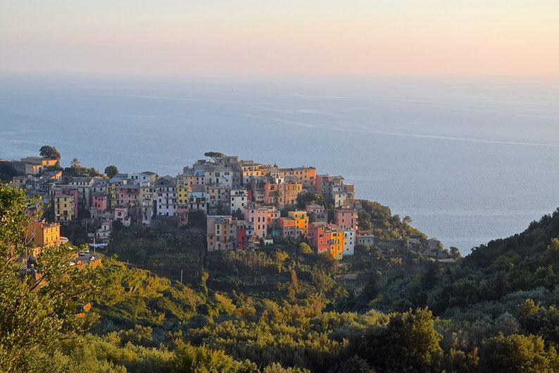 Hike the Cinque Terre - Corniglia, Italy