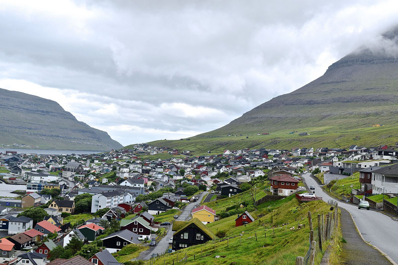 What to See in the Faroe Islands - Klaksvik