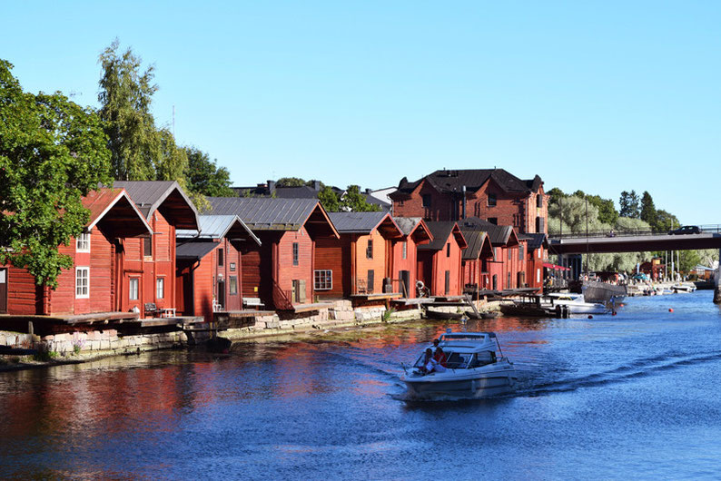One of Our Short Breaks in Finland - The Old Town of Porvoo