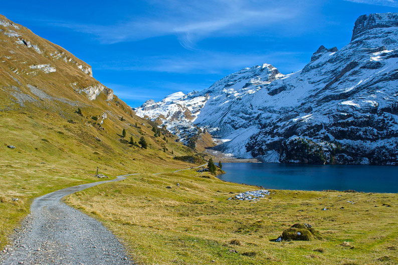 The most beautiful lakes in Switzerland - Engstlensee