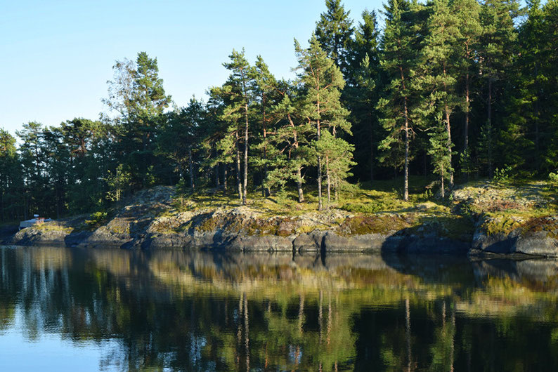 One of Our Short Breaks in Finland - Pellinki Island