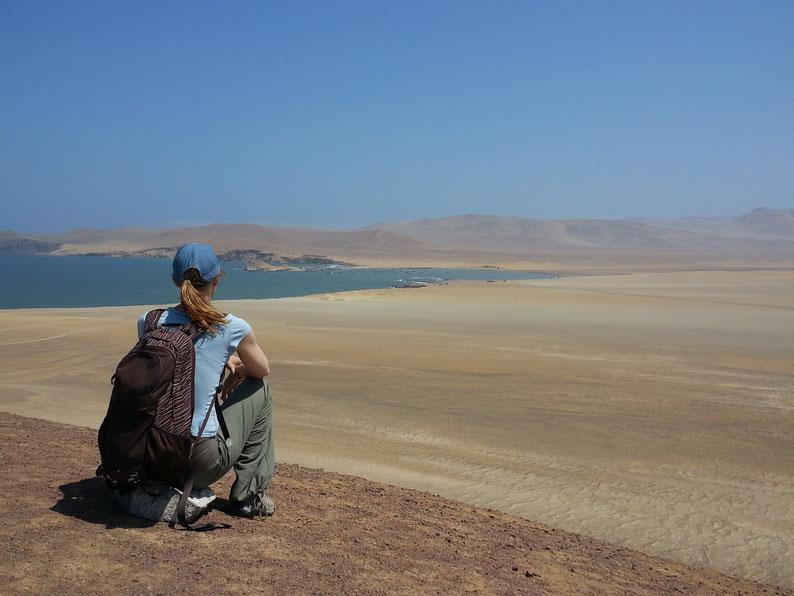 Peru and Bolivia in 3 weeks - Paracas National Reserve