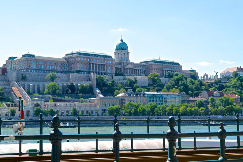 Budapest on a Weekend - The Buda Castle