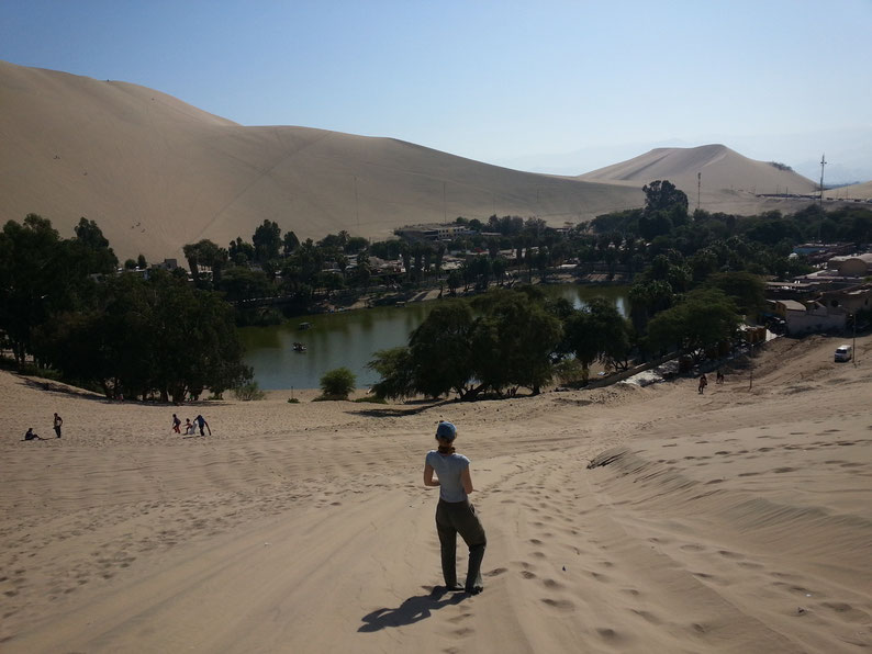 Peru and Bolivia in 3 weeks - Huacachina