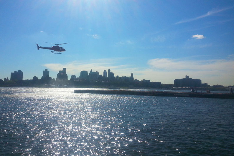 9 Spots to Enjoy the NYC Skyline - Helicopter Ride