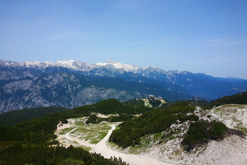 9 Places to see in Slovenia - Vogel