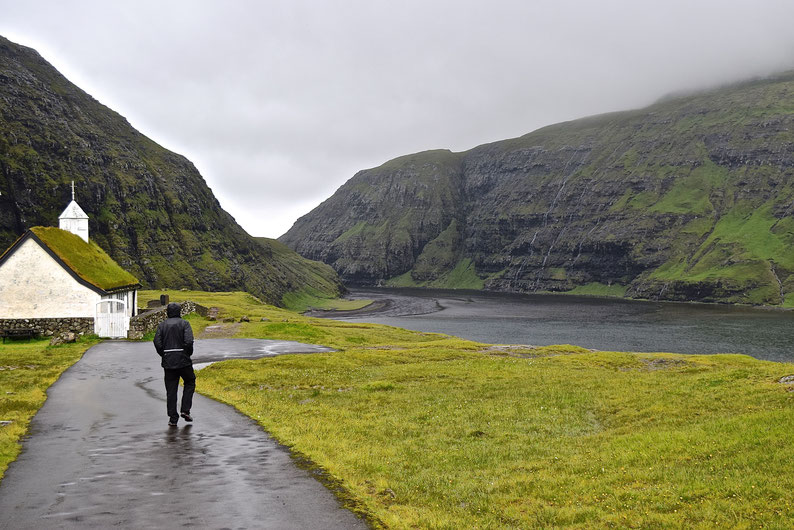 What to See in the Faroe Islands - Saksun