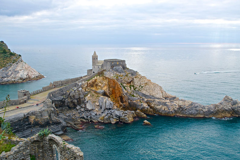 Daytrips from Cinque Terre - Portovenere, Italy